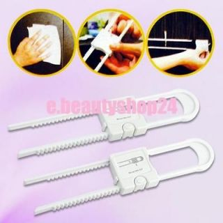 Pcs Cabinet Latch Lock Baby Kids Proof Safety White