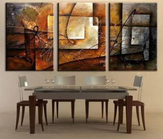 Large Modern Abstract Art Oil Painting Wall Deco canvas(no framed)