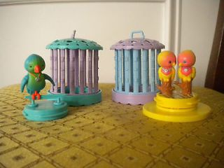 Newly listed VINTAGE LITTLEST PET SHOP LOVE BIRDS AND PARROT