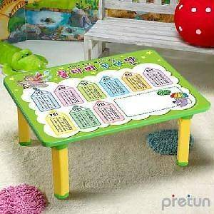 Hyundai Hmall Korea folding floor table antique children study meal