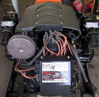 Black Scorpion 5.7L 350 Magnum MPI Gen+ Reman Marine Boat Engine