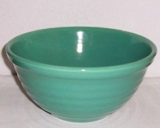 Vintage Bauer Pottery JADE RING WARE #12 MIXING BOWL