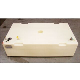 MOELLER FT7804 78 GALLON 48x28x14 POLY BOAT FUEL TANK