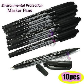 New Oil Based Paint Marker Large Fine Pen Type Black Two way Pens