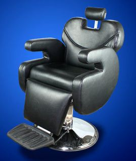 Purpose Barber Salon Spa Beauty Hydraulic Recline Chair Lounge Black