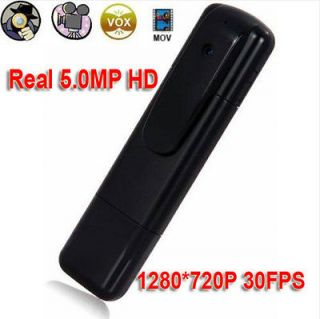 NEW HD 720P Digital Pen SPY Camera Mini DVR ,Real 5.0MP Video REC w