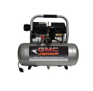 GMC Syclone 1610A Ultra Quiet, Oil Free & Lightweight Air Compressor