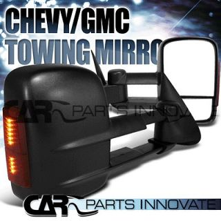 2003 2006 AVALANCHE SILVERADO TAHOE POWER HEATED EXTEND TOWING MIRROR