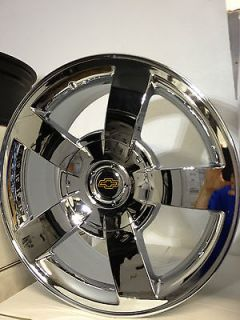Chevrolet Silverado SS OE Factory Replica Wheels Rim 20x8.5 6x5.5