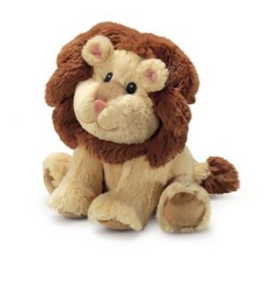 RUSS Berrie Lion Jungle Cat called Mane Unisex Soft Plush Toy/Baby
