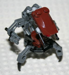 LEGO Star Wars Droideka Destroyer Battle Droid (7877 Naboo) Minifig