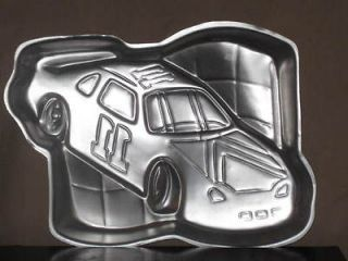 Wilton Race Car Cake Pan number 11 GUC 1997