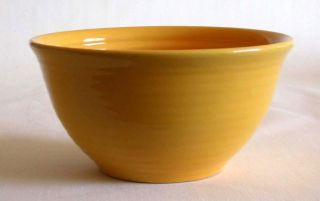 BAUER Pottery Ring ware #18 nesting mixing bowl