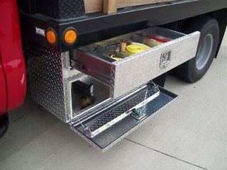 aluminum tool boxes in Automotive Tools