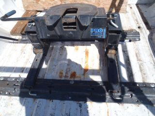 Wheel Trailer Hitch 15k swivel pivot truck trailer fifth toy hauler