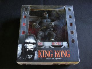 King Kong Deluxe Boxed Set Movie Maniacs 3 Figure Mcfarlane
