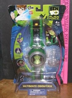 10 Ultimate Omnitrix Sounds Activate Alien Voice & Lights touch watch