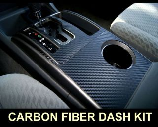 Fiber Interior Dashboard Dash Trim Kit Parts FREE S&H (Fits Mustang