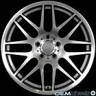 19 GRAY CSL STYLE WHEELS FITS BMW E46 E90 E92 E93 M3 325xi 328xi