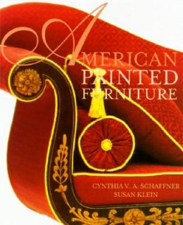 American Painted Furniture by Cynthia V. Schaffner 1997, Hardcover