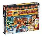 Lego City Advent Calendar 7324, 7904, 7907, 7724, 7687, 2824, and 7553