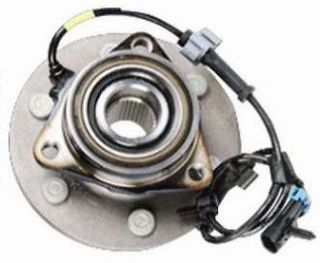 040 FRONT WHEEL HUB BEARING CHEVY SILVERADO 1500 TAHOE GMC SAVANNA ABS