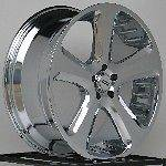 22 Inch Chrome Wheels Rims Nissan Armada Titan Infiniti QX56 6x5.5 ARE