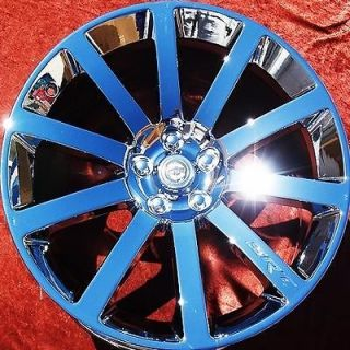 NEW CHRYSLER 300 SRT8 20 OEM CHROME WHEELS RIMS CHARGER EXCHANGE 2253