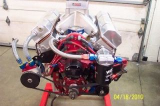 SB 380 DART/CHEVY CFE HEAD BES DRAG RACE ENGINE