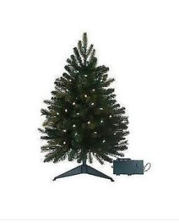 Bethlehem Lights 30 Scottsdale Spruce Tree with LED Color Changing