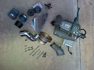 Eaton Instacharger Supercharger Kit (86 93 Mustang) RARE Kenne Bell