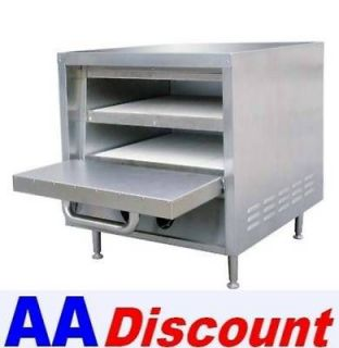NEW ADCRAFT COUNTER TOP ELECTRIC PIZZA OVEN PO 18 240V