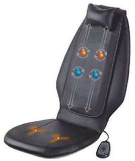 New Luxury Dual Massage Cushion Back Massager for Car and Home office