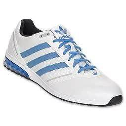 Adidas Mega Soft Cell LP Mens Casual Shoes Blue Bounce