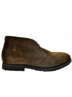 Brunello Cucinelli Shoes Ankle Boots MZUCALN007 C5246 Brown TG 43 US