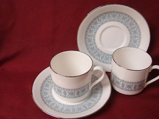 Royal Doulton China Dinnerware Counterpoint Pattern # H5025 2 Can