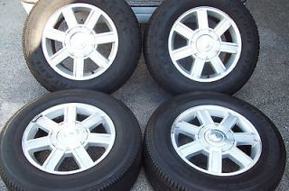 2007 2012 18 CADILLAC ESCALADE CHEVY TAHOE YUKON FACTORY OEM WHEELS