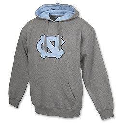 North Carolina Tar Heels NEW Fleece NCAA M/L/XL Hooded (Hoodie