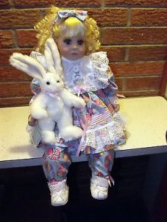 Lloyd Middletons Easter Doll   Candee from the Royal Vienna Doll