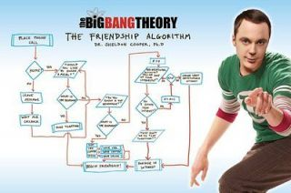 The Big Bang Theory   Friendship Algorithm   Big Bang Sheldon comedy