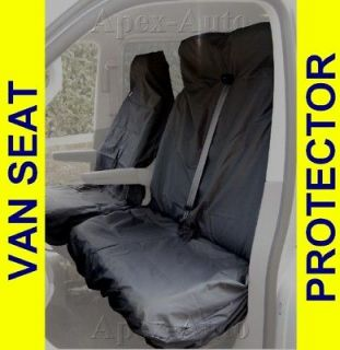 FORD TRANSIT Van Seat Covers Protectors LWB MWB SWB Driver and Bench 2