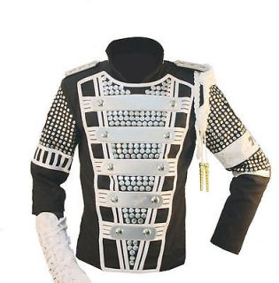 Michael Jackson Teaser Military Jacket History Tour   for preformance