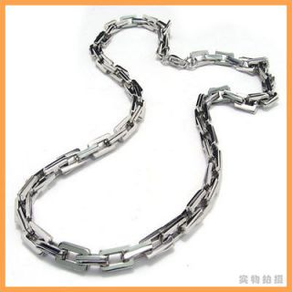 mens stainless steel necklace in Jewelry & Watches