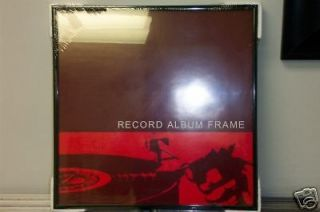 RECORD ALBUM FRAME NEW in wrap. (12 1/2 X 12 1/2)