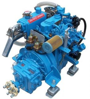 27   80hp diesel marine boat engine NEW with warranty