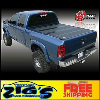 G2 Hard Folding Tonneau Cover for 02 12 Dodge Ram 1500/2500 6.5 Bed