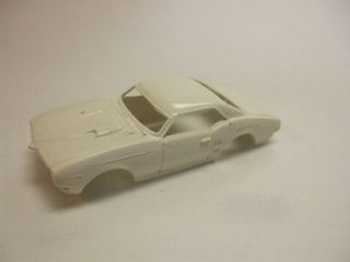 JET AFX HO SCALE SLOT CAR DODGE DAYTONA CHARGER RACE CAR CLEAN