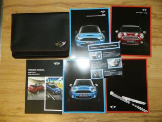 2012 Mini Cooper Coupe Convertible Owners Manual. Free Fast Shipping