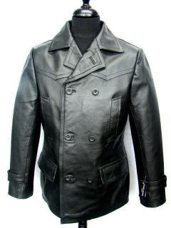 BLACK DR WHO MENS FASHION,CLASSI​C DESIGNER FILM CELEBRITY LEATHER