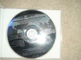 GENERAL MOTORS NAVIGATION MAP DISC DVD Version 7.3 US/CANADA GM p/n